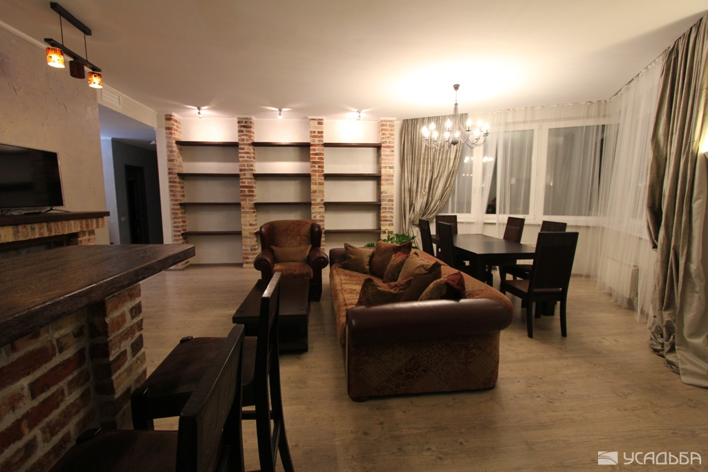 Rent: Elite apartment, Ruzhejnyj per, House 3