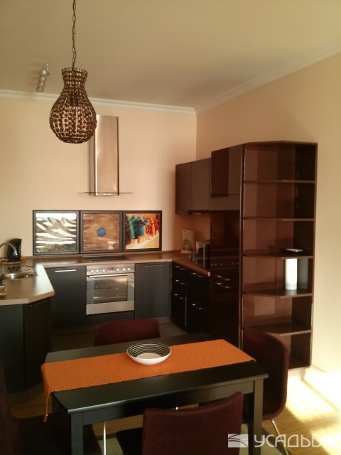 Rent: Elite apartment, Raspletina St, House 22к2