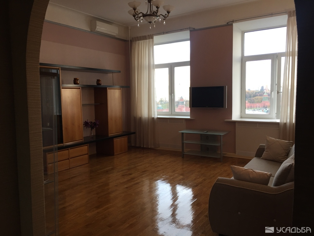 Rent: Elite apartment, Serafimovicha St, House 2