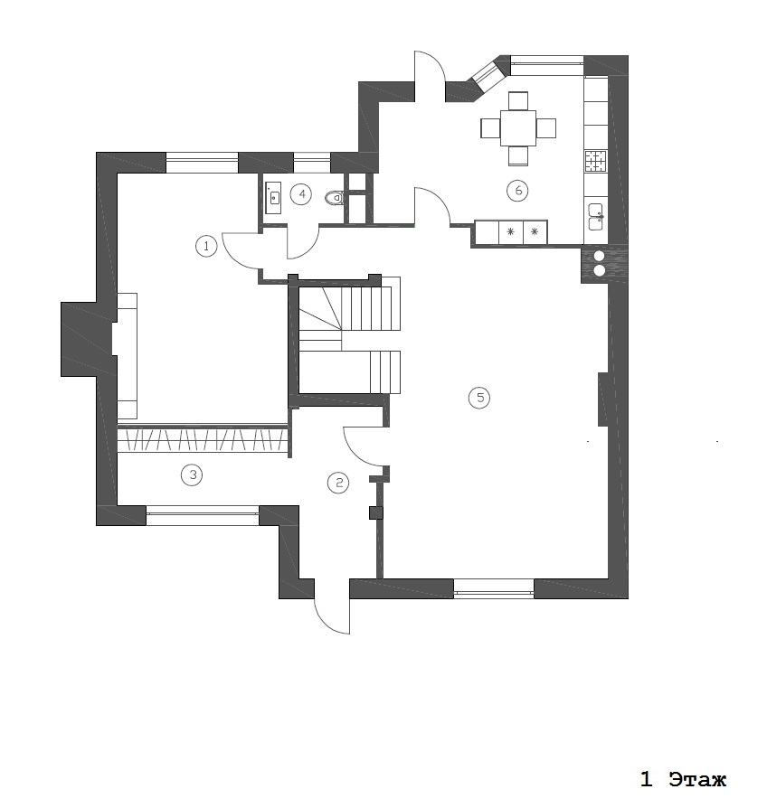 Layout: Rent Elite Townhouse, Angelovo