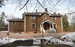The village of Moscow writers. Cottage 480 sq.m. - 195000 RUR
