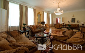 Apartment 350 sq.m. in the historical center of Moscow - 500000 RUR