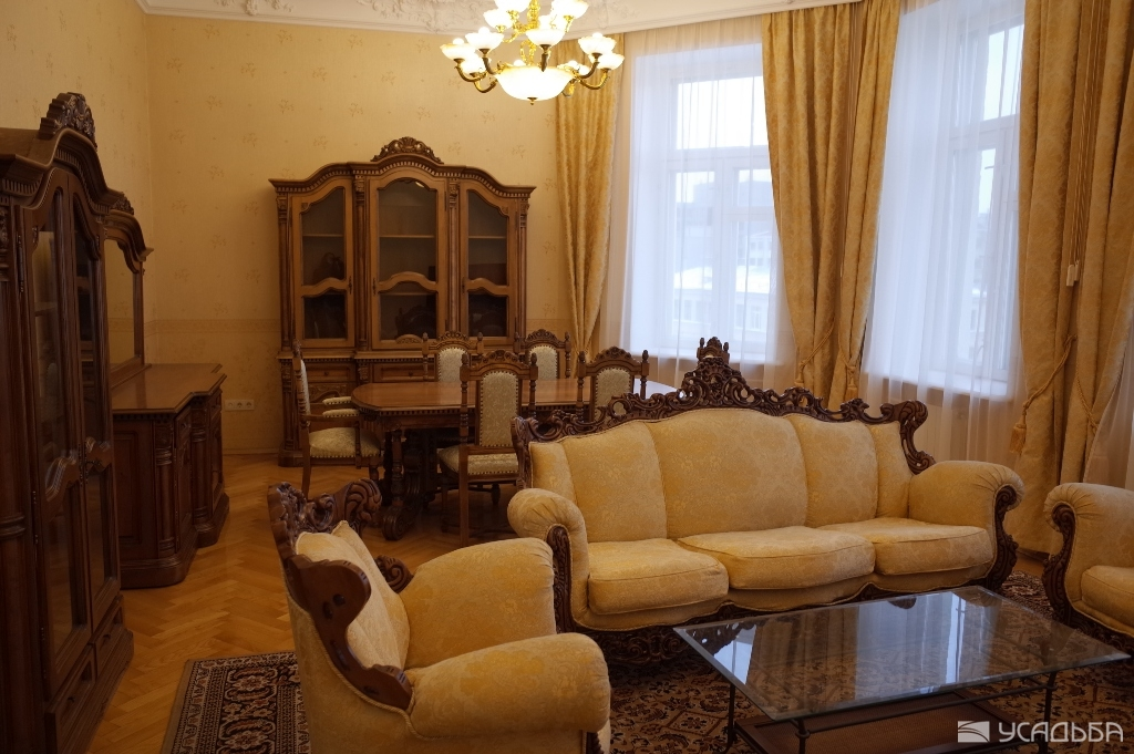 Rent: Elite apartment, Petrovka St, House 17 с 1