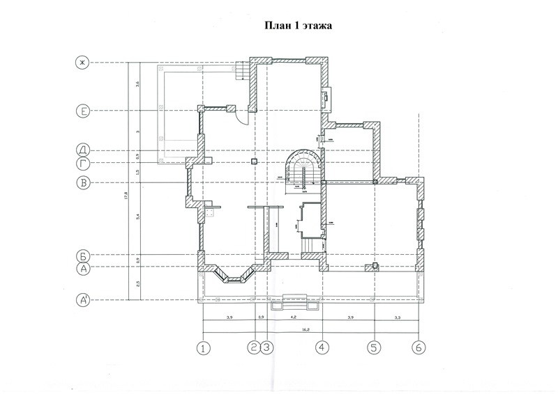 Layout: Sale Elite House, Velich country club