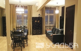 2-room apartment 62 sq.m. Designer renovation. - 75000 RUR