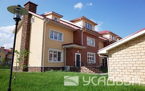 Strictly guarded village Angelovo. Townhouse 489 sq.m. - 250000 RUR