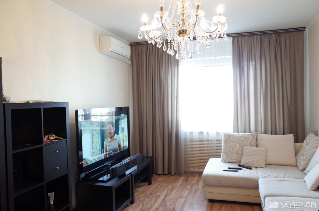 Rent: Elite apartment, Akademika Pilyugina St, House 4