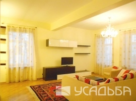 Rent: Elite apartment, Lukov pereulok, House 4