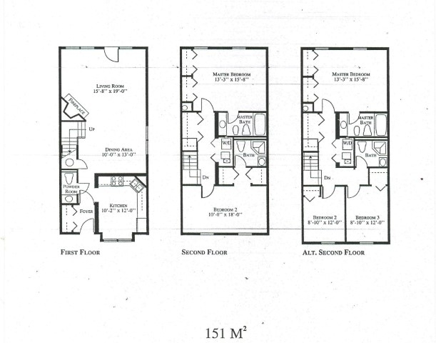 Layout: Rent Elite Townhouse, Rosinka
