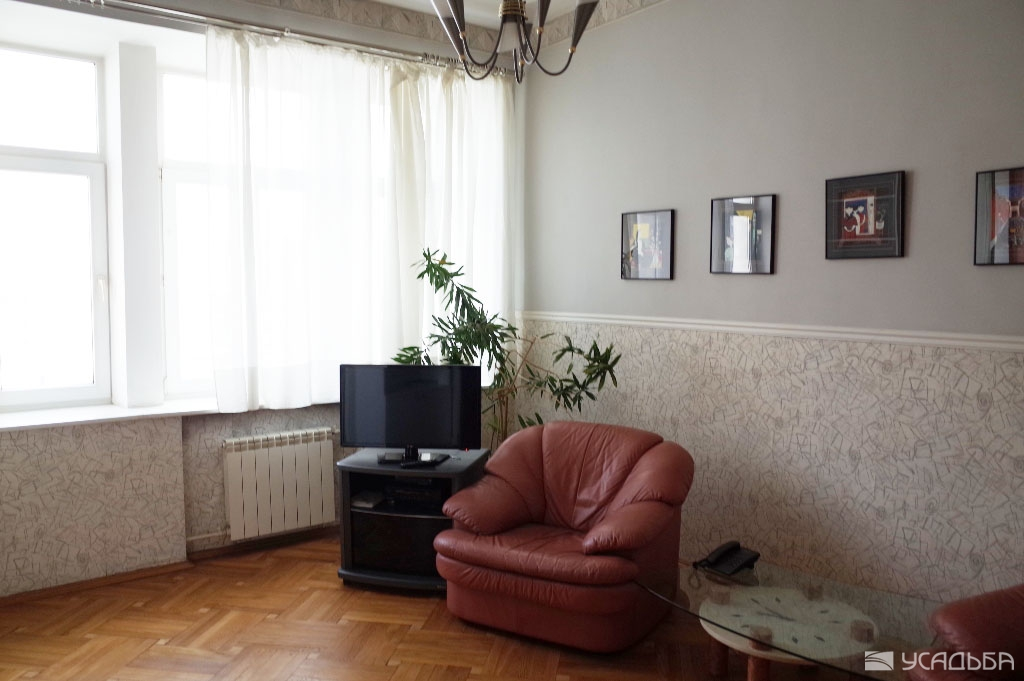 Rent: Elite apartment, M. Ordynka St, House 36