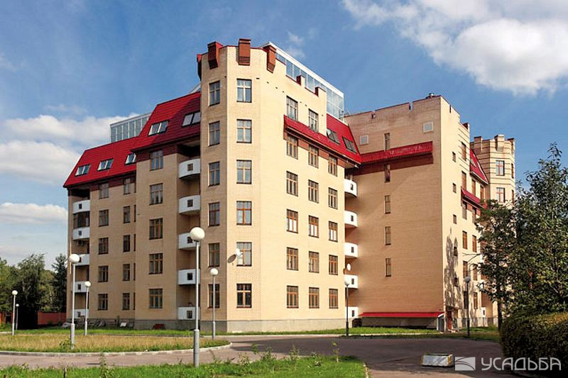 Sale: Elite apartment, Sosnovaya St, House 1а