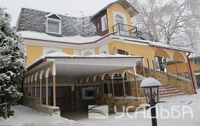 The Village Lobanovo. Cottage 450 sq. m. - 180000 RUR