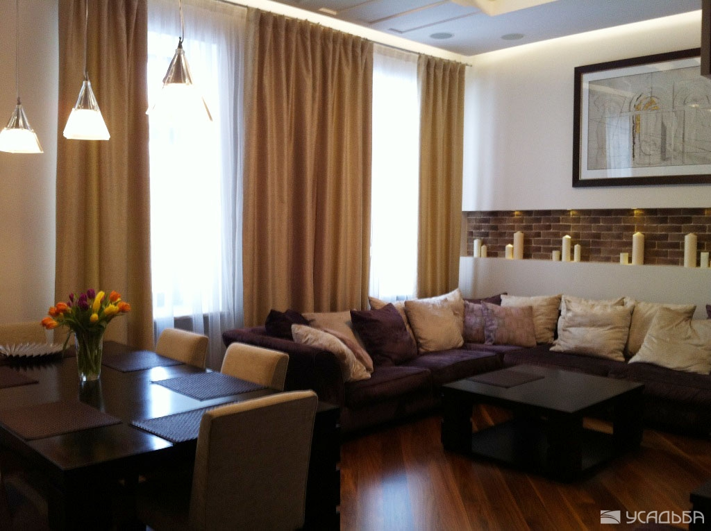 Rent: Elite apartment, Lihov pereulok, House 8