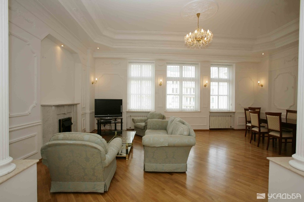 Rent: Elite apartment, Tverskaya St, House 28 стр. 1