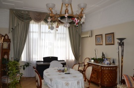 Rent: Elite apartment, Smolenskij bulvar, House 15