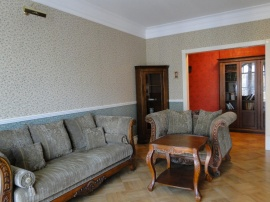Rent: Elite apartment, Krylatskaya St, House 45 корп. 2