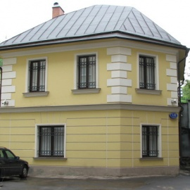 Rent: Mansion, Krivokolennyj per, House 8/1