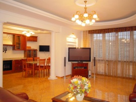 Rent: Elite apartment, Dolgorukovskaja St, House 6