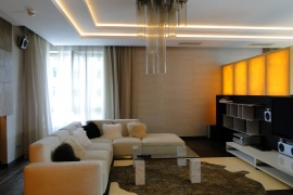 Rent: Elite apartment, Mosfilmovskaya St, House 70 к 4