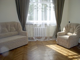Rent: Elite apartment, Nizhnij Kislovskij pereulok, House 3
